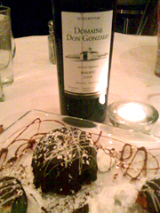 After Dessert Ciao Amore